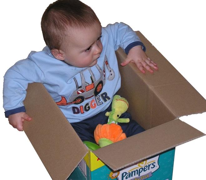 Small in Box