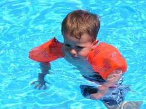 Small swimming