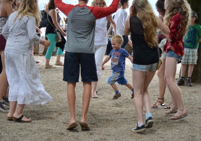 Small Dancing